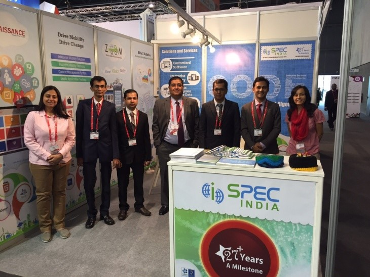 SPEC INDIA Launches Renaissance at the GSMA MWC – 2015
