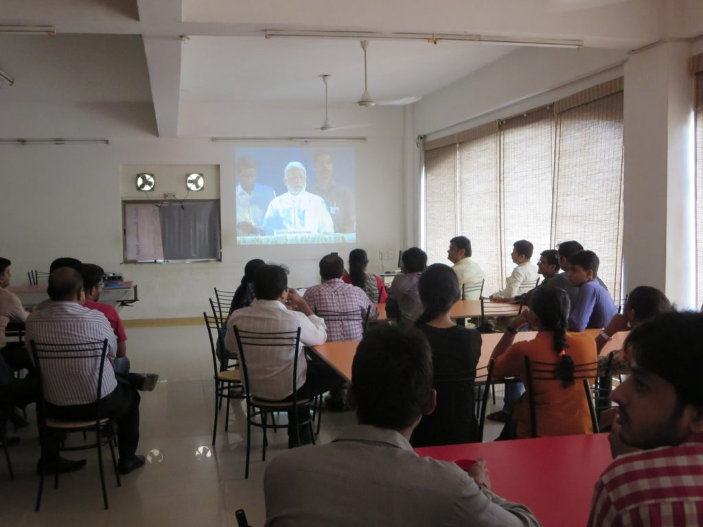 SPEC INDIA Showcases Live Webcast of the Grand Inauguration of Digital India Week