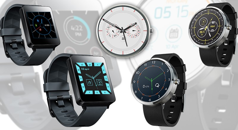 Smart Faces Pro, App for Trendy Watch Faces by SPEC INDIA Free for a Month
