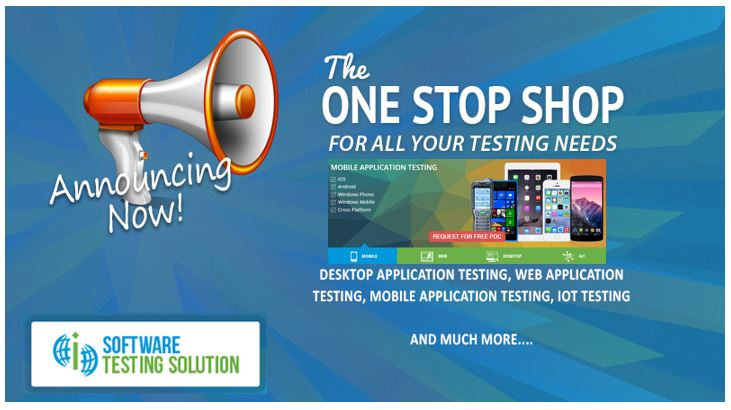 Software Testing Solutions Website Launch at SPEC INDIA