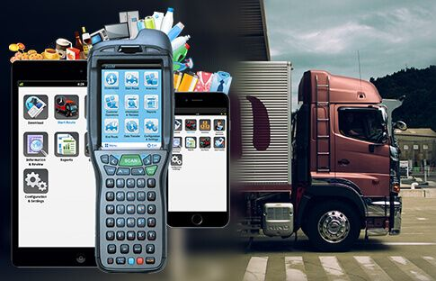 Mobile Sales Force Automation (SFA) Solution