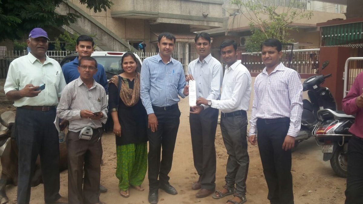 A Successful Go-Live of Mobile Spot Billing System for a Natural Gas Distribution Company in Gujarat