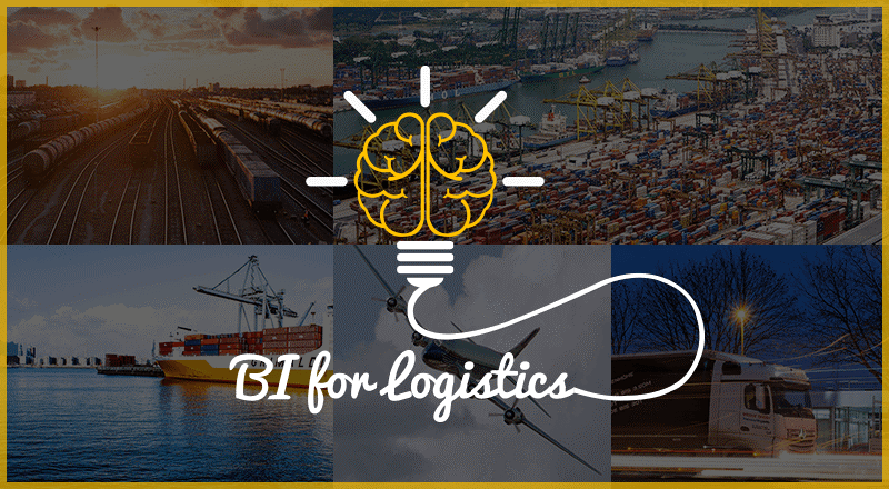 Freighting the Cargo into the Future!  Business Intelligence Services for Logistics!!