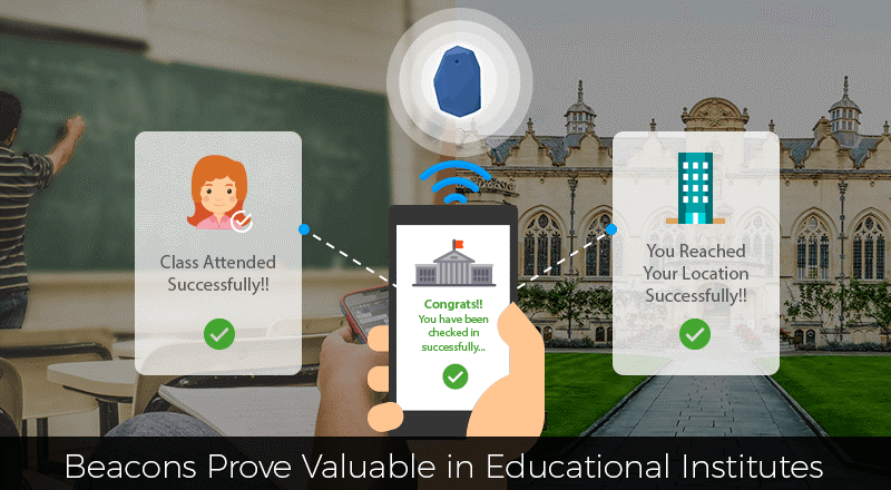 Bringing Beacons to Education Campuses – The Best Thing Ever