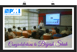 Kudos to SPEC INDIA's Brijesh Shah on Being Selected as PMP & ACP SME