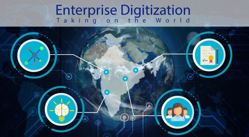 Enterprise Digitization – On a Success Wave Today & Tomorrow