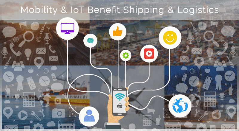 As IoT Powered Mobility Conquers the IT World, Shipping Software Solutions Get Smarter