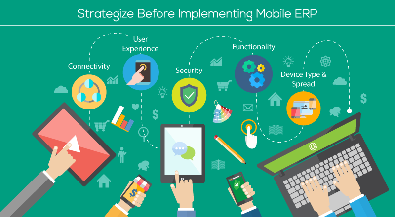 Contemplate these Strategic Facts Prior to Implementing a Mobile ERP Solution