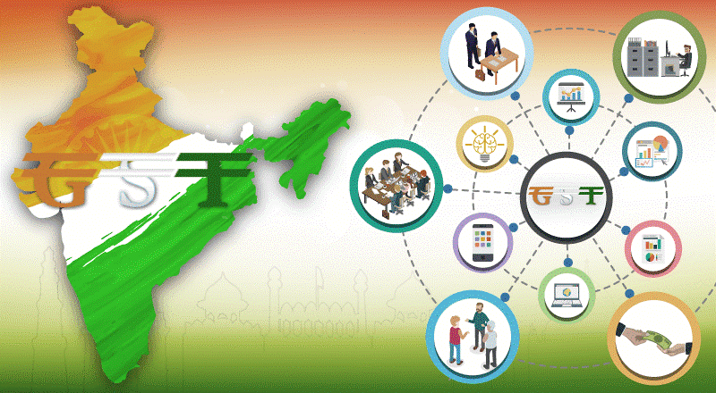 Goods & Service Tax Network – Going Beyond the Obvious! Generating BI & Analytics for the Indian Government!!
