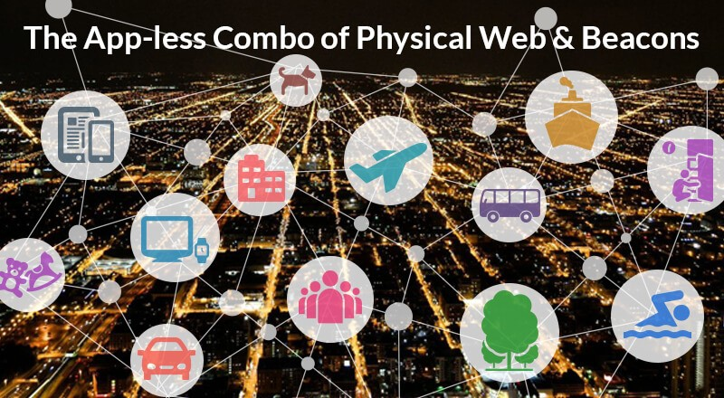 Riding High on App-less Proximity & Context The Tech Combo of Physical Web & Beacons Arrives