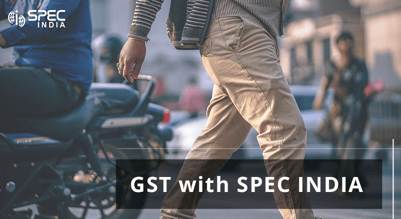 Goods & Service Tax Arrives at SPEC INDIA