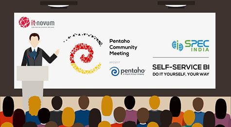 SPEC INDIA Keen to Showcase its Innovative SSBI Pentaho Plug-in @ Upcoming PCM17