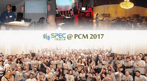 SPEC INDIA's SSBI Plug-in Shines Out @ PCM 2017