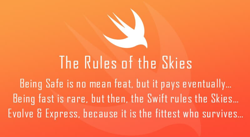 Rules Of The Skies