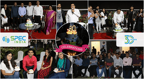 SPEC INDIA Enters the Fourth Decade of its Existence! The Best is Yet to Come!!