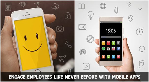Thanks to Enterprise Mobility Solutions ->Happy Employees = Happy Customers = Successful Company