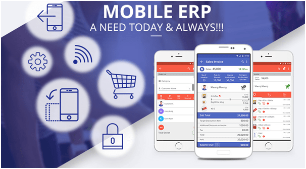 Why is Mobile ERP Solutions an Indispensable Ingredient in the World of Modern Business?