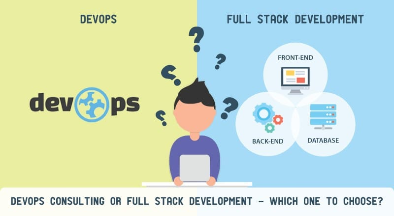 DevOps Consulting or Full Stack Development