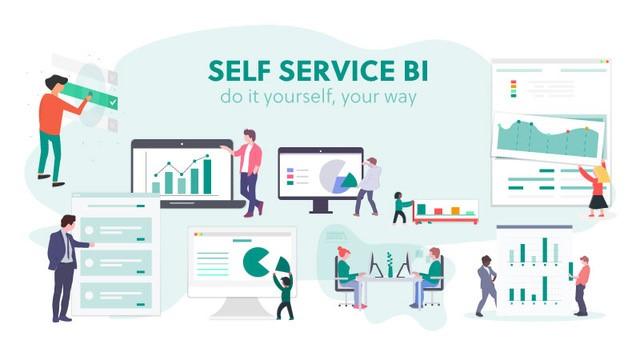 Pentaho Self Service BI