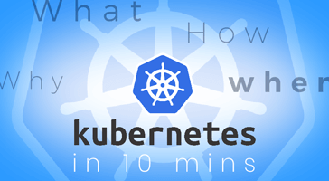Kubernetes In 10 Minutes