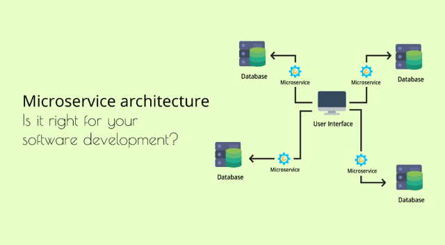 Microservices Architecture and Software Development