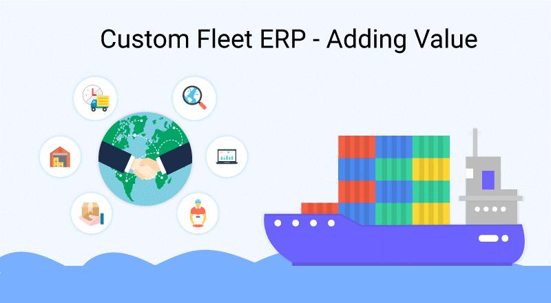 Custom Fleet ERP