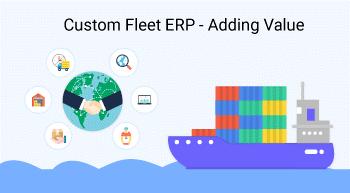 Custom Fleet ERP System