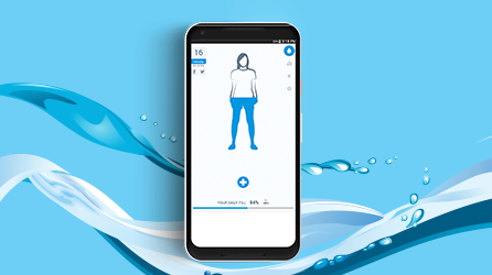 Health Application To Track Daily Water Intake