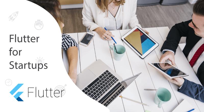 Flutter-for-startups