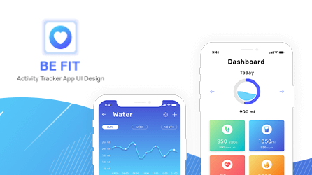 Be Fit App – Fitness App Development For Activity Tracking