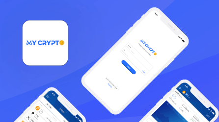 My Crypto App – Cryptocurrency Mobile Wallet Development