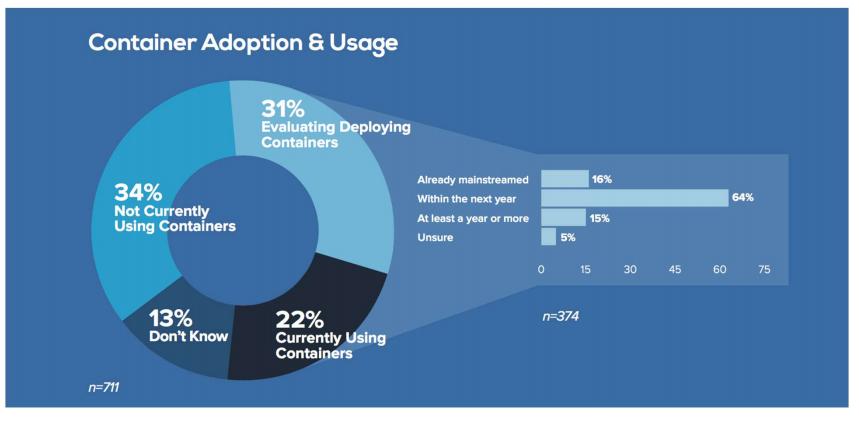 Container-Technology-Adoption-Statics