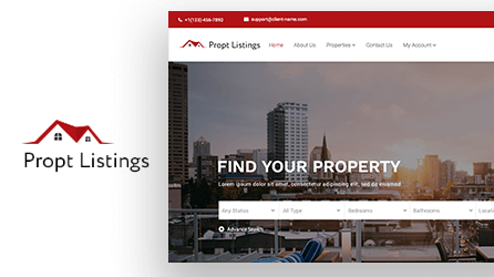 Propt Listing – Online Real Estate Platform to Buy and Sell Properties