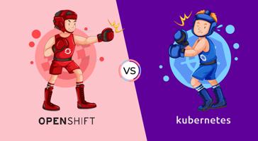 Kubernetes vs Openshift Feature