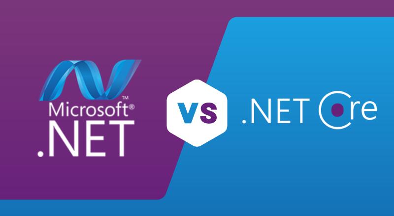 dot Net Vs dot Net Core