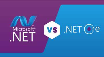 dot Net Vs dot Net Core_Feature