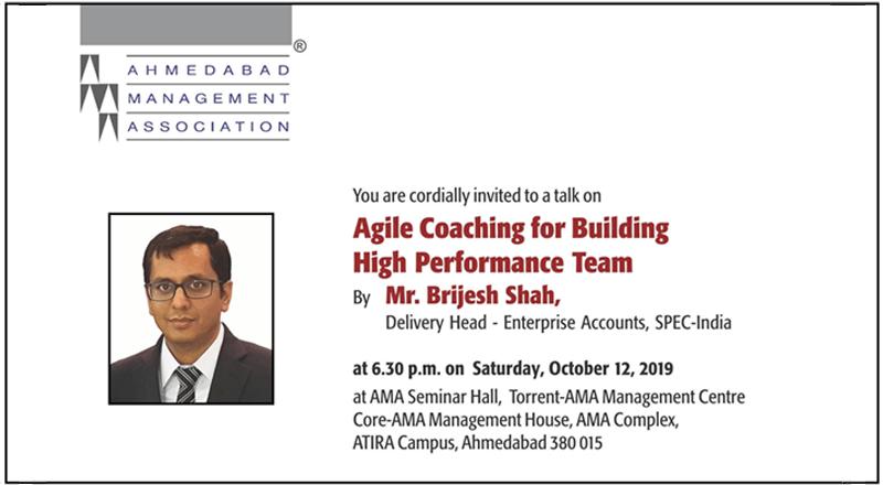 Agile-Seminar-Brijesh-Shah-SPEC-INDIA