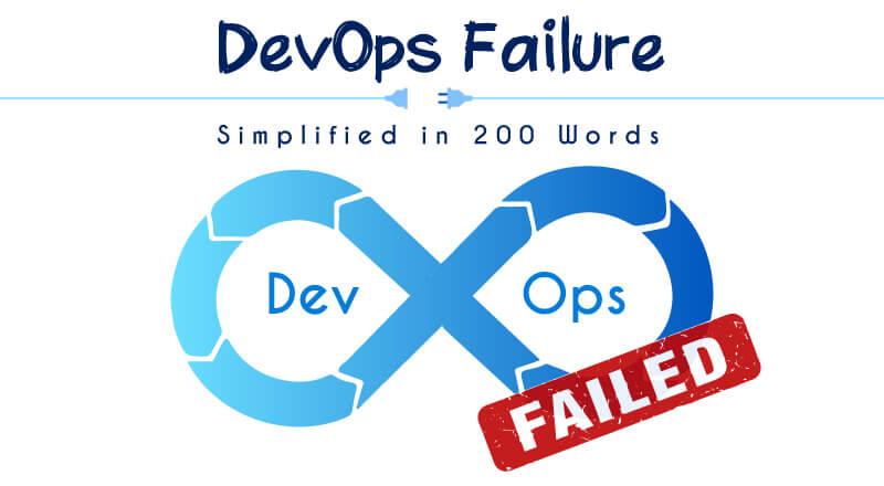 DevOps Failure