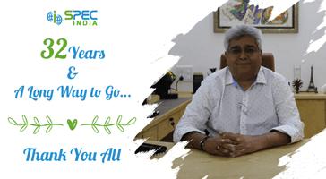 32nd SPEC Foundation Day CEO_Speak