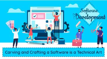 Software Development- A Technical Art Feature Image