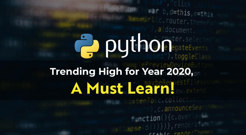 Python-Trends-2020