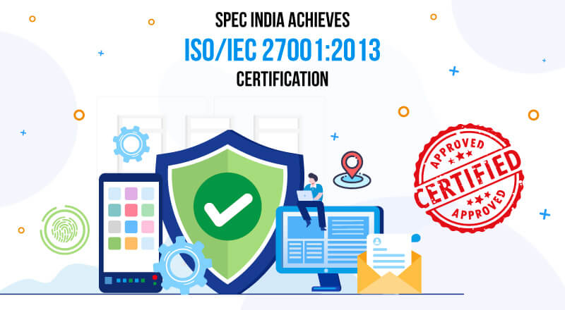 SPEC INDIA ISO 2700012013 Certified