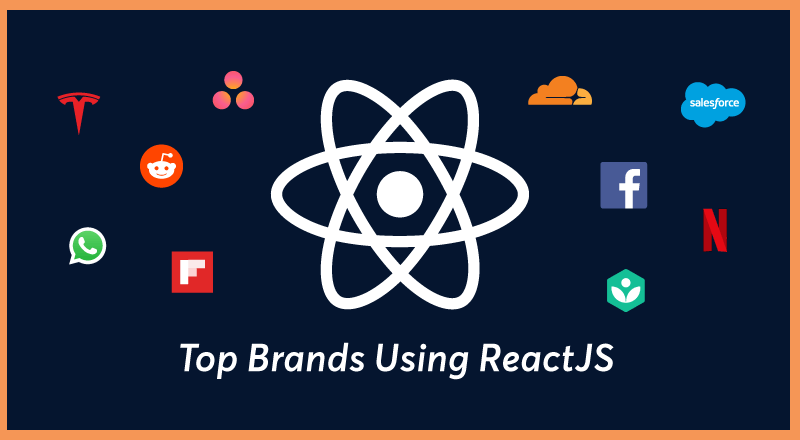 Top Companies Using ReactJS