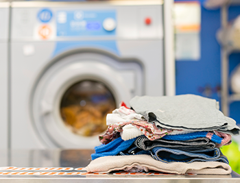 Cloud Service for Laundry Feature