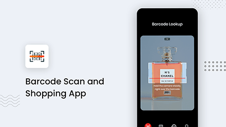 Barcode Scan And Shopping App