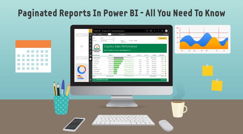 power-BI's-paginated-reports