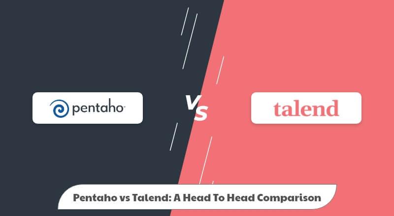 Pentaho-vs-Talend-Comparison