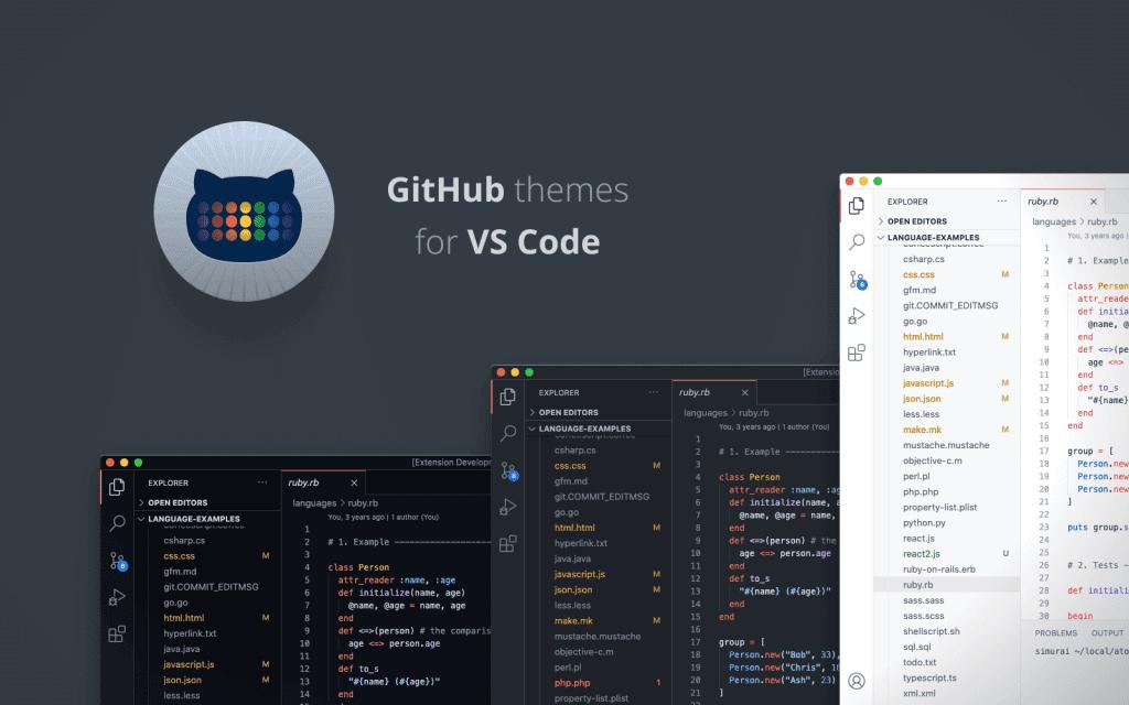 Github-themes