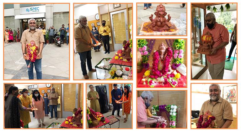 Ganapati Celebration 2021