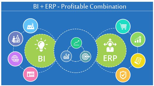ERP Development Bundled With Business Intelligence – Lucrative & Synergetic